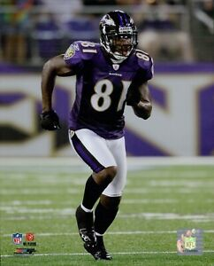 Anquan Boldin Baltimore Ravens NFL Licensed Unsigned Glossy 8x10 Photo B