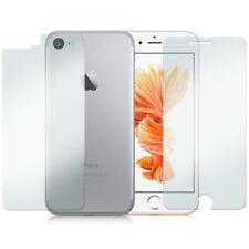 Panzerglas iPhone 8 SET Front + Back Tempered Glas Rückseite Schutzfolie 9H