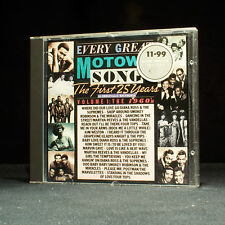 Every Excellents Motown Song - The First 25 Years - Volume Un - musique album cd