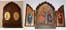 Altare icona Maria Annunciazione Gabriel ICON ICONE ICONO икона IKONA Annonciation