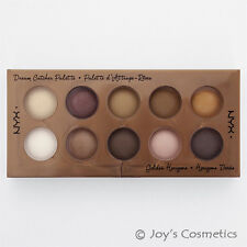 "1 NYX Limited Dream Catcher Palette ""DCP 01 - Golden Horizons"" *Joy's cosmetics*"