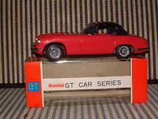 """BANDAI, TIN, FRICTION DRIVE LOTUS ELAN """"GT CAR SERIES"""" W/ORIGINAL BOX. SWEET"""