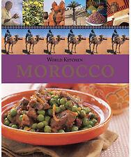 World Kitchen - Morocco-ExLibrary