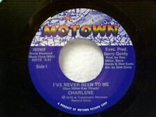 "CHARLENE ""I'VE NEVER BEEN TO ME / SOMEWHERE IN MY LIFE"" 45   MINT"