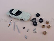KT voiture 1/43 FERRARI 365 GTB4  1972 collector Heco miniatures resine vehicule