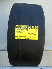 200/540-13 PIRELLI DM TRACK DAY Partworn RACING tyre (T118)