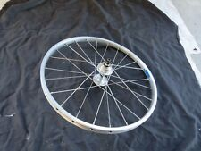 "16"" FIAMME WHEEL SEW UP CAMPAGNOLO RECORD 24 HOLE ROAD BMX MICRO MINI RACING"