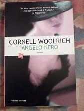 Cornell Woolrich L'ANGELO NERO Fanucci NUOVO NO SPESE!