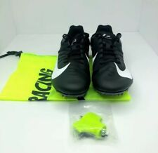 Nike Zoom Rival Track & Field Shoes Mens Sz 8 Sprint Spikes Black 907564 Wrench