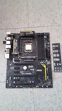 Intel Core i7-3770K + z77 MSI MPOWER Mobo + 16gb ddr3 2400 pro ram Combo Deal