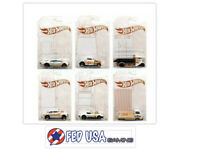 Hot Wheels 52nd Anniversary Pearl and Chrome Series Set of 6 Cars 2020