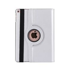 Apple iPad 2   3   4 Generation 9.7 360° Cover Case Tablet Hülle silber Tasche
