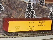 MTH Nickel Plate Road NKP R40-2 Wood REEFER # 900 NIB