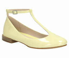 Clarks Women's Ankle Strap Flats
