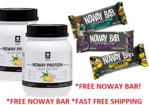 Atp Science Noway Protein 1Kg x2 Gluten Free Dairy Free Hydrolyzed Collagen