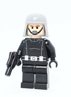 Lego Imperial Trooper 10188 Gray Helmet Death Star Star Wars Minifigure