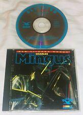 CHARLES MINGUS New Tijuana Moods CD 1986 Bluebird