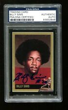 Billy Sims Signed 1992 Heisman Collection Autographed Sooners PSA/DNA 83932846