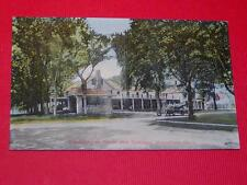 Antique POSTCARD - WATERFORD, CT. Osegatchie House & Cottage, c1910-20