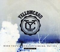Yellowcard - When Youre Through Thinking, Say Yes Acoustic [CD]