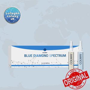 Blue Diamond Spectrum - 9 ampoules COLWAY, DNA activator, Anti-ageing, Lifting