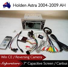 "7"" Car DVD GPS Navigation Hear Unit For Holden Astra 2004-2009"