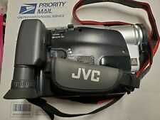 Jvc Silver Camcorders 600x Digital Zoom For Sale Ebay