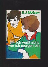 No sé quién yo soy mañana-Jarvis Mc Graw