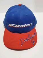 Vintage AC Delco Dale Earnhardt Jr Snapback Hat Cap Competitors View Nascar 1998