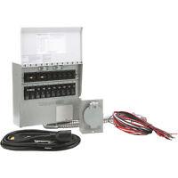 Reliance Transfer Switch Kit -10 Circuit Model# 310CRK