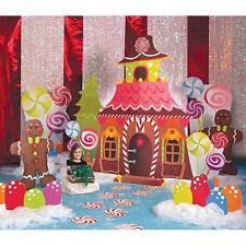 Sugar Plum, Gingerbread, peppermint kit Room Decoration Standee