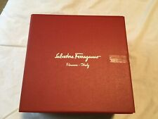 Authentic Salvatore Ferragamo Authentic Empty Bag Accesories Box Storage Gift