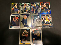2019-20 Goga Bitadze RC Lot 10 Prizm Optic Mosaic Rated Rookie Hoops Parallels