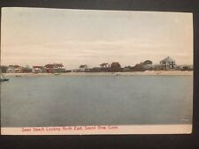Antique POSTCARD c1909 Swan Beach Northeast SOUND VIEW, CT Old Lyme (20363)