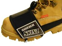 Newest black shifter skinz shift scuff shoe protector boot color cycle cover
