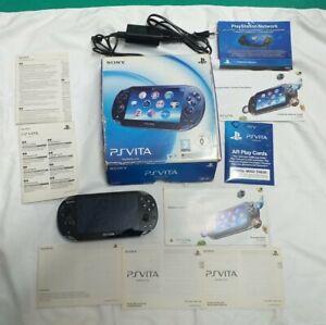 Ps vita console Playstation vita completa in box