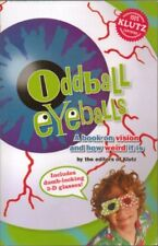 B004V1AIYW Oddball Eyeballs - A Book on Vision and How Weird It Is - Includes D