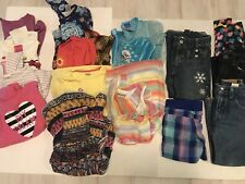Huge Lot Of Girls School Clothes Disney, Gap, Gymboree, Levi 5T 5