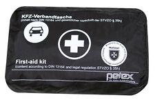 Auto Verbandskasten Verbandstasche KFZ Fahrzeug Verbandtasche DIN 13164 Schwarz
