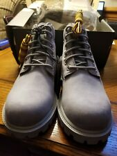Timberland Boots Gray Youth Size 11