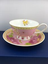 MAXWELL & WILLIAMS *CASHMERE PINK ENCHANTE *GABRIELLE TEA CUP & SAUCER.