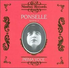 Rose Ponselle Recordings From 1920-1939 3, New Music