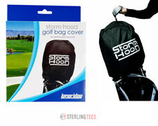 Longridge Storm Hood Golf Bag Rain Hood Zipped Waterproof  - Fits All Golf Bags