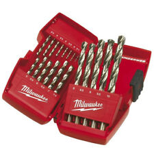 Milwaukee 4932352374 Thunderweb 19 Pieces HSS-G Metal Drill Bit Set