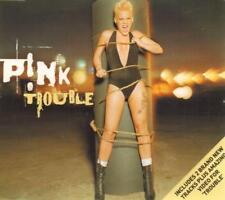 Pink(CD Single)Trouble-New