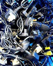 JOB LOT OF 10 Dell UK PA10 PA12 Charger 2-Pin Figure-8 Mains U-Power Cable KF578