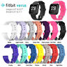 For Fitbit Versa Wristband Replacement Silicone Watch Wrist Sports Band Strap OZ