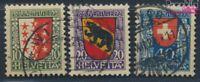Schweiz 172-174 gestempelt 1921 Pro Juventute (8618673