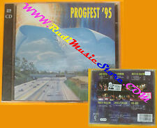 CD Compilation Progfest'95 Ars Nova Landberk Deus Ex Machina Solaris no lp (C37)