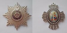 St. Catherine Breast Star + order Russian Empire